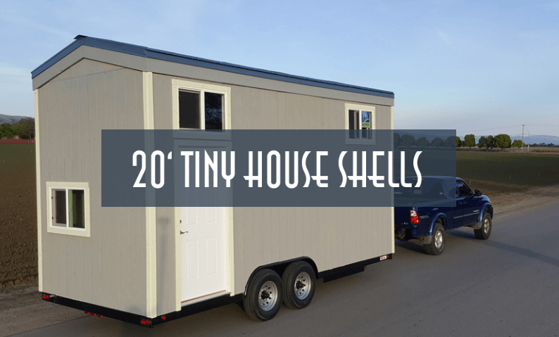 pretty tiny house trailers.  20ft tiny house trailer shell Tiny House Trailers Order A Custom Trailer Basics