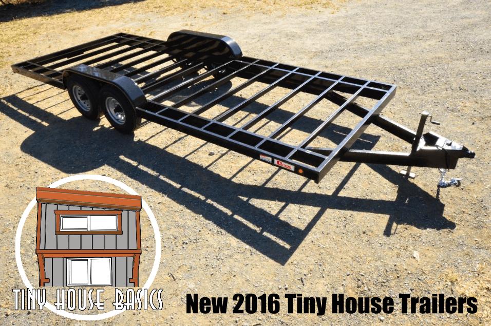 Tiny house trailers order a custom trailer tiny house for How to build a tiny house on a trailer