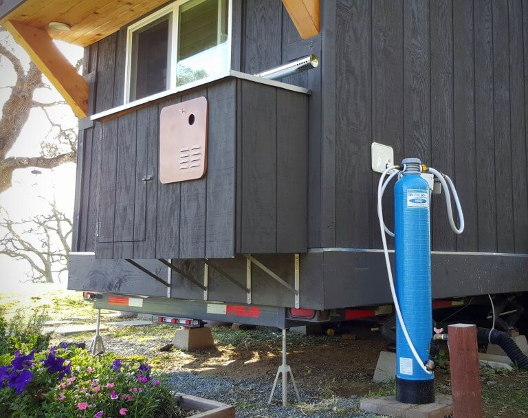 Save Huge On a Tiny House Soft Water System Tiny House Basics