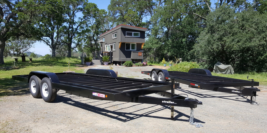 Tiny House Trailers  Order A Custom Trailer Basics