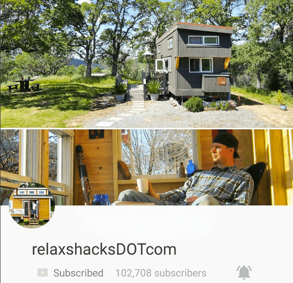 Relax Shacks Tiny House Basics Interior Tour