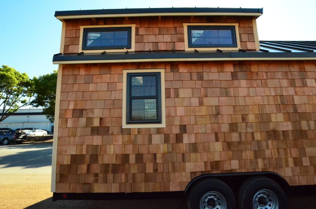 24ft rubicon tiny house shell walkthrough tiny house Custom build a house online