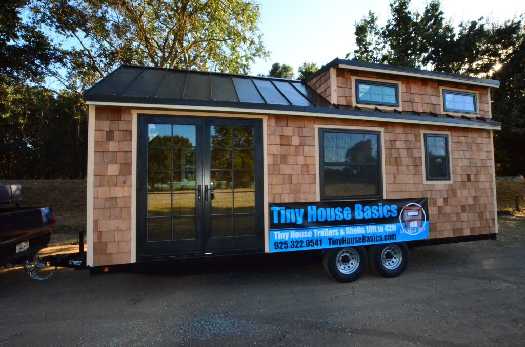 Tiny House Basics Tiny House Shell