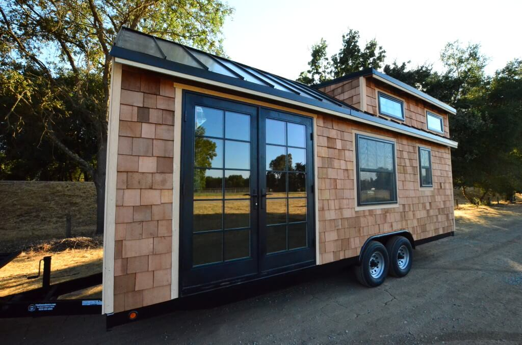 pretty tiny house trailers. Tiny House Shells  www tinyhousebasics com shells Basics