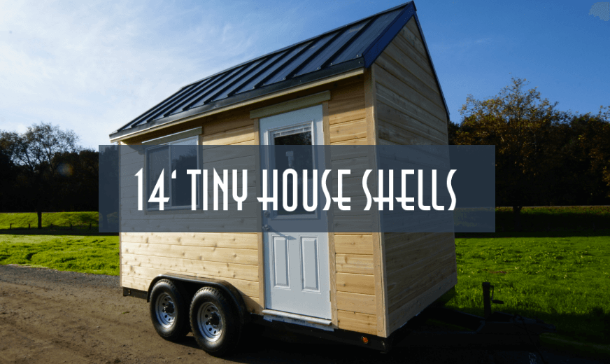 Shells tiny house basics for Cost to build shell of house