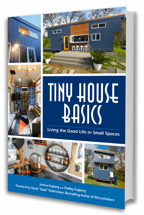 buy our new book tiny house basics living the good life in small spaces - Good House Images