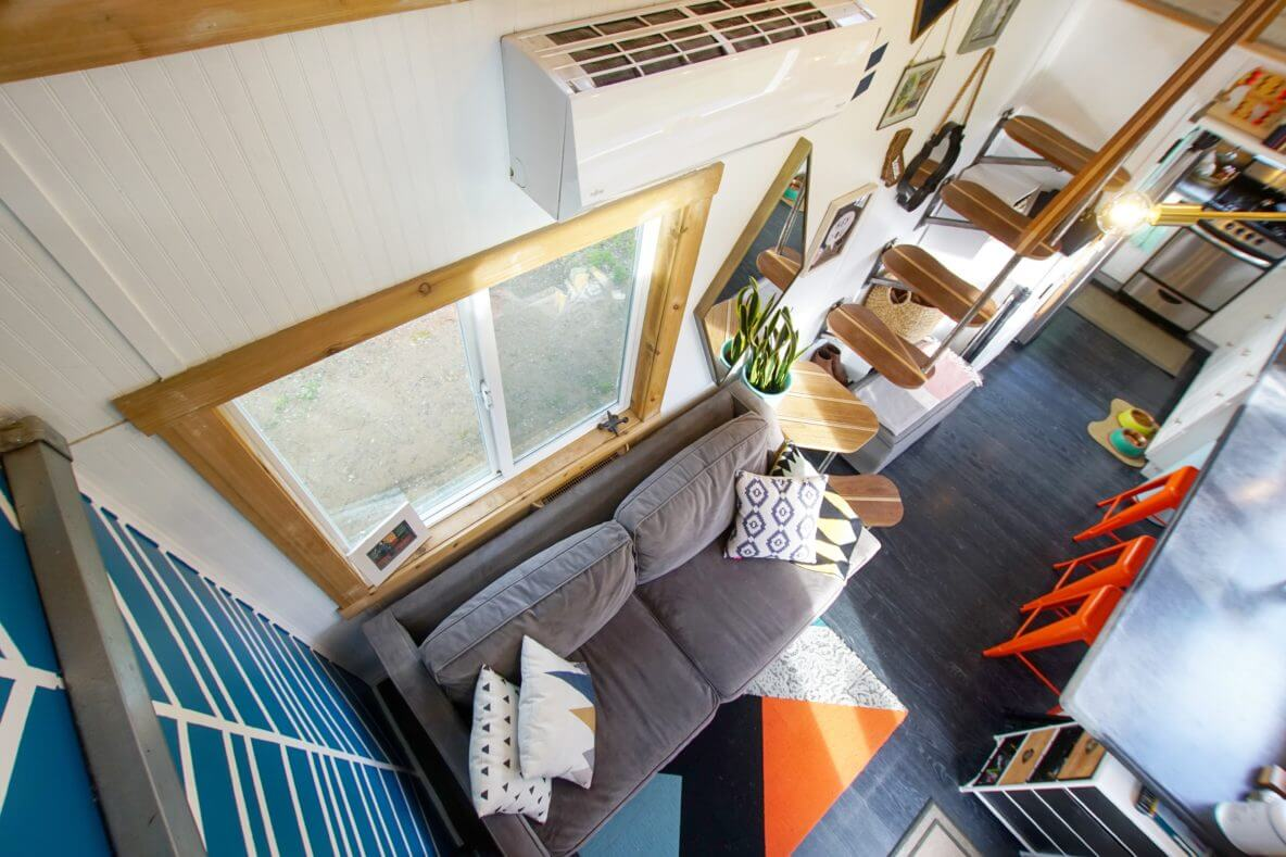Furniture in a Tiny House