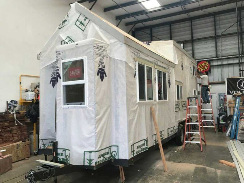 Shell Build in Progress