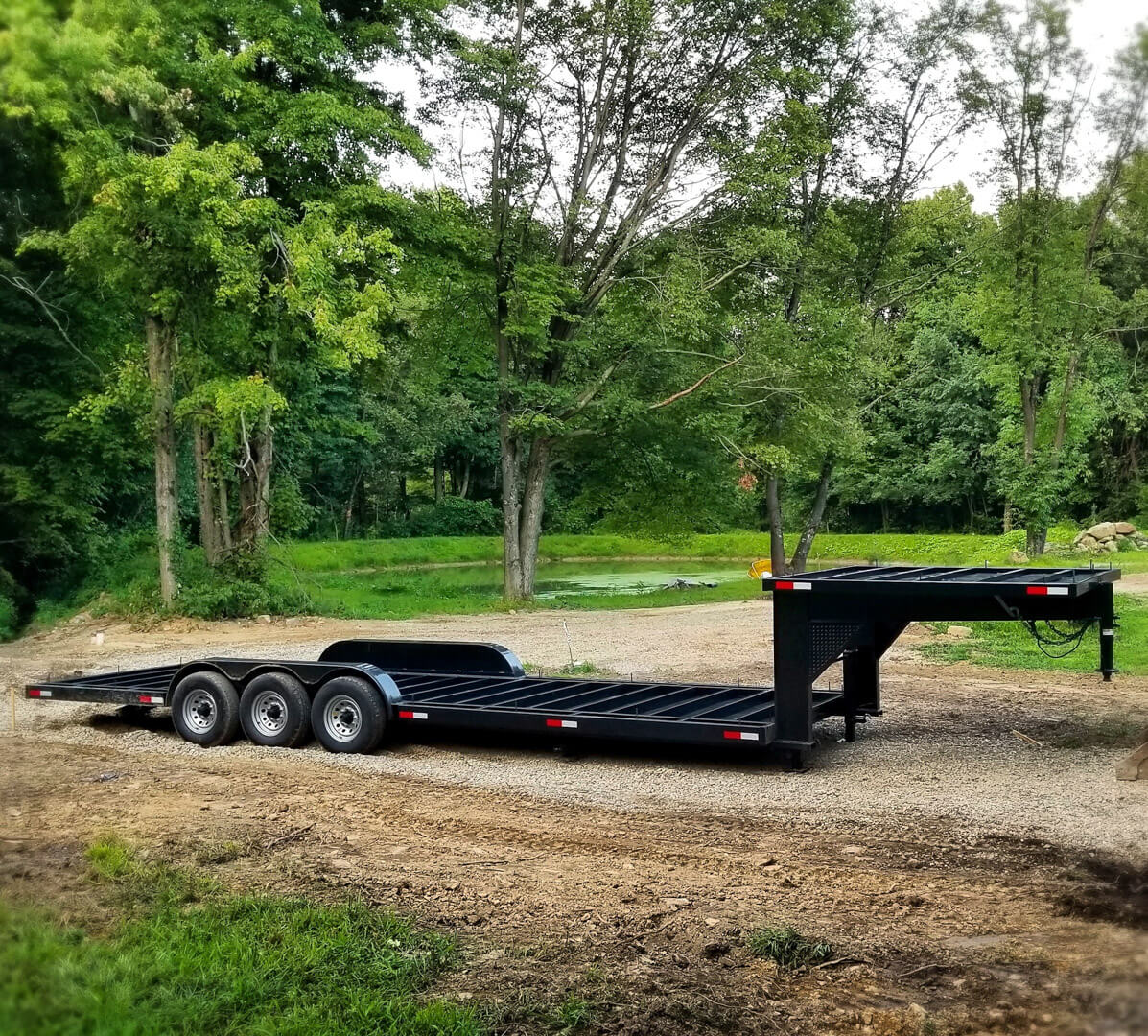 custom tiny house trailer. Each Trailer Is Custom Tailored For You Built At Factory Direct Pricing, No Dealer Or Builder Markup, Buy Your From The Manufacturer Just Tiny House