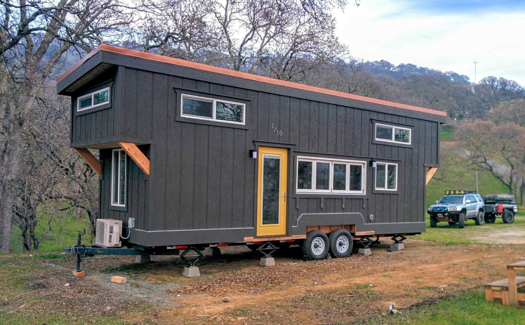 Setting Up And Leveling Out Tiny House Basics