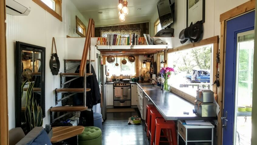 L The Cost Of Tiny House Freedom