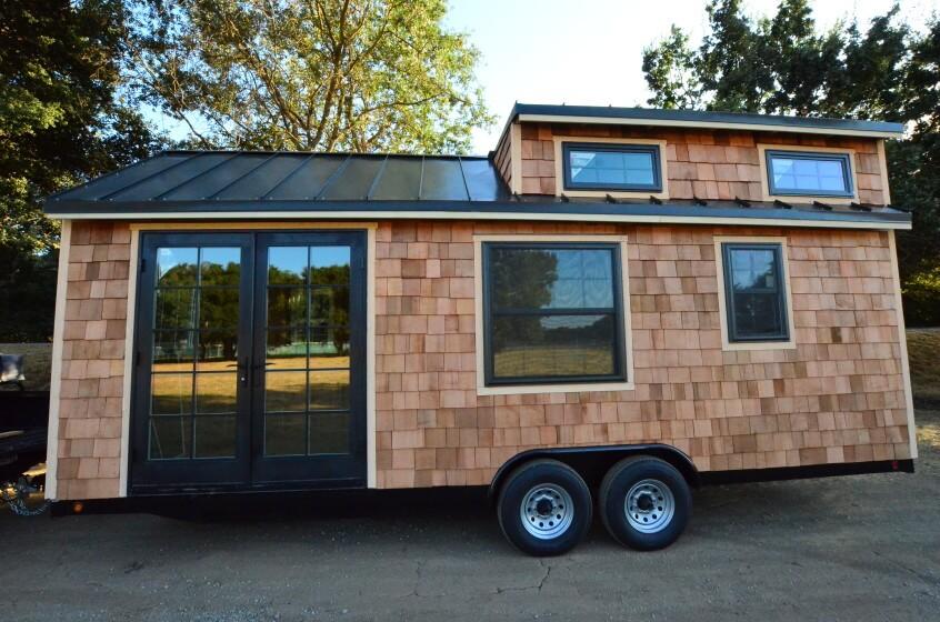 Tiny House Basics' Tiny House Shell