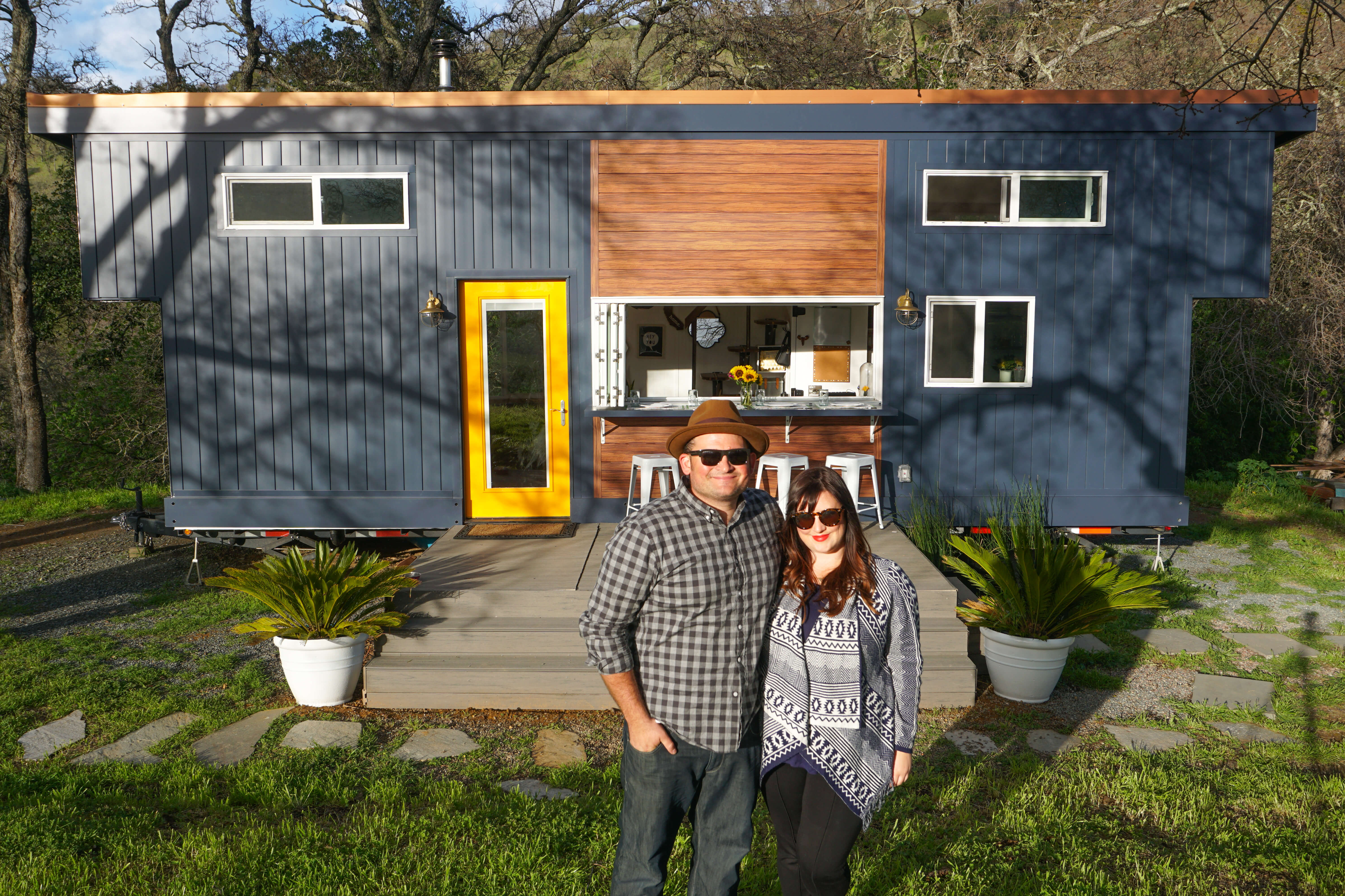 Stupendous Taking Center Stage At The Tiny House Living Festival Tiny Download Free Architecture Designs Xaembritishbridgeorg