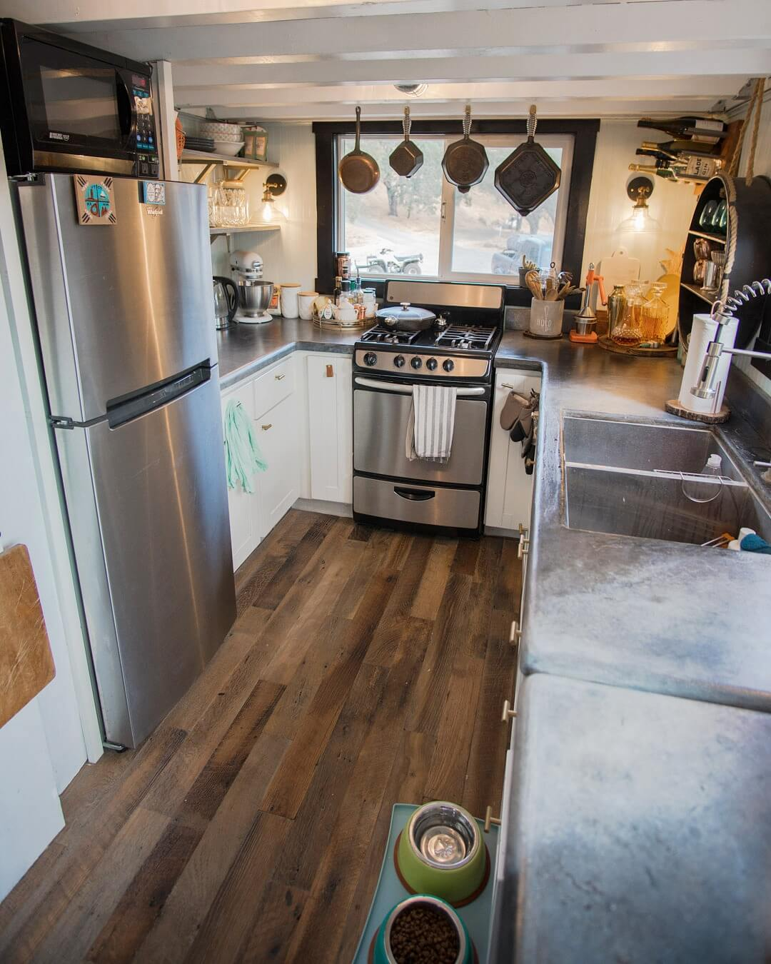 The Cook S Essential Tiny House Kitchen