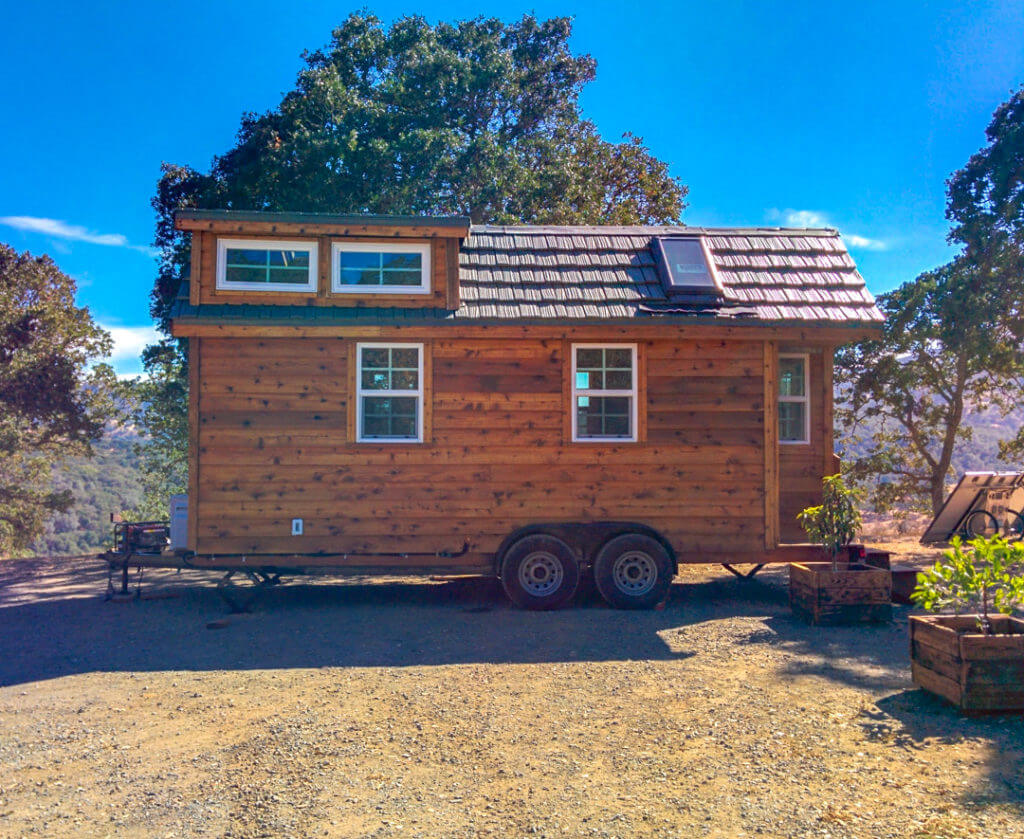 we sold our tiny house