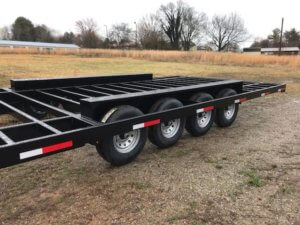 12ft wide Tiny House Trailer