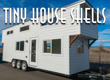 Tiny House Basics - Tiny House Trailers, Custom Trailers